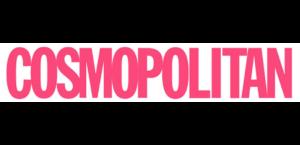 Cosmopolitan Logo, neue Masse